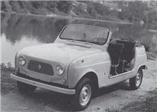 Renault 4L Ghia Jolly